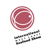 International West Coast Seafood Show vector