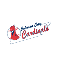 Johnson City Cardinals 57 vector