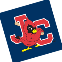 Johnson City Cardinals 59 vector