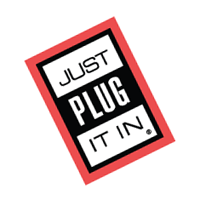 Just Plug It In vector
