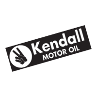 KENDALL MOTOR OIL vector
