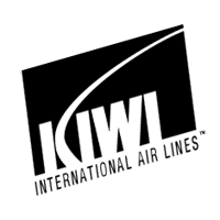 KIWI INTL AIR vector