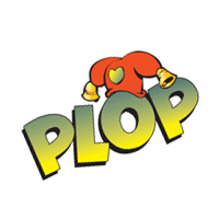 Kabouter Plop vector