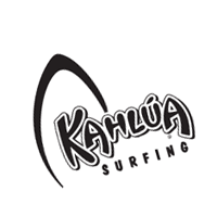 Kahlua Surfing vector