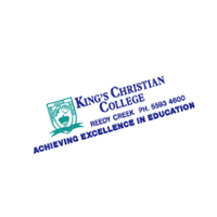 King's Christian College vector