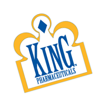 King Pharmaceuticals vector