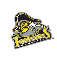 Kingston Frontenacs 55 vector