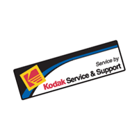 Kodak Service & Support vector