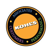 Kohl's Customers Performance Associates vector
