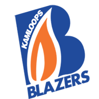 kamloops blazers hockey 1 vector