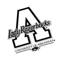 Lady Razorbacks vector