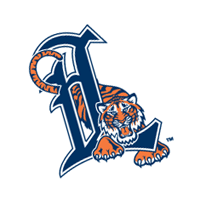 Lakeland Tigers 53 vector
