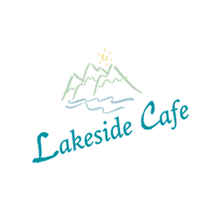 Lakeside Cafe vector