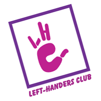 Left-Handers Club vector