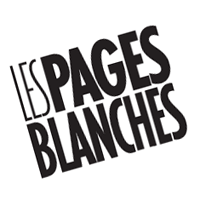 Les Pages Blanches vector