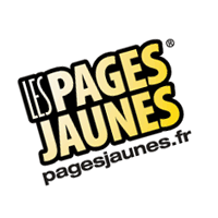 Les Pages Jaunes vector