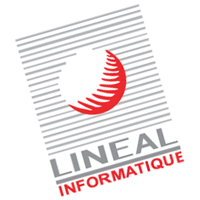 Lineal Informatique vector