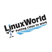LinuxWorld vector