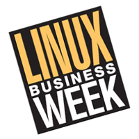 Linux Business Week vector