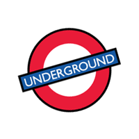 London Underground 30 vector