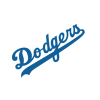 Los Angeles Dodgers 63 vector