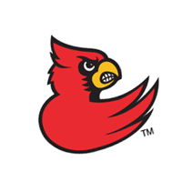 Louisville Cardinals 104 vector