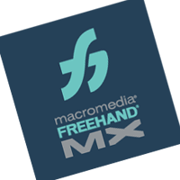 Macromedia Freehand MX vector