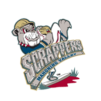 Mahoning Valley Scrappers 90 vector
