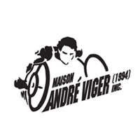 Maison Andre Viger vector