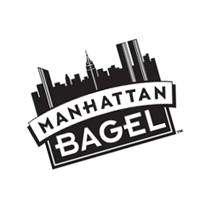 Manhattan Bagel 133 vector