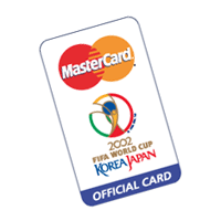 MasterCard - 2002 World Cup Sponsor vector