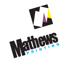 Mathews Printing vector