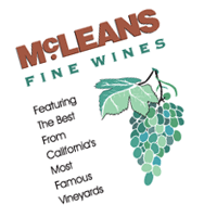 McLeans Fine Wines vector