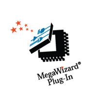 MegaWizard Plug-In vector
