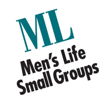 Men's Life Small Groups vector