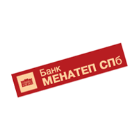 Menatep Bank Spb vector