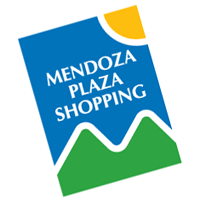 Mendoza Plaza Shopping vector