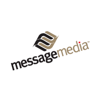 Message Media vector