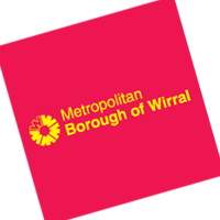 Metropolitan Borough of Wirral vector