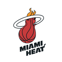 Miami Heat 28 vector