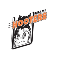 Miami Hooters vector
