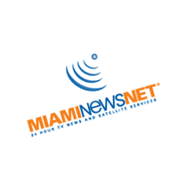 Miami News Net vector