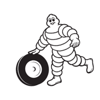 Michelin 41 vector