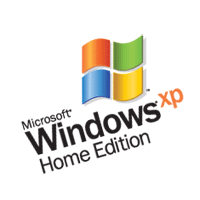 Microsoft Windows XP Home Edition vector