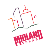 Midland Texas vector