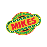 Mikes Pizza vector