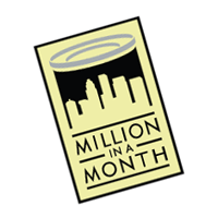 Million in a Month vector