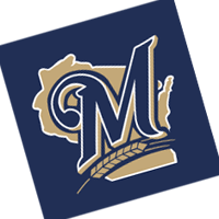 Milwaukee Brewers 222 vector