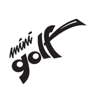 Mini Golf vector