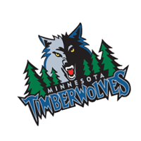 Minnesota Timberwolves vector